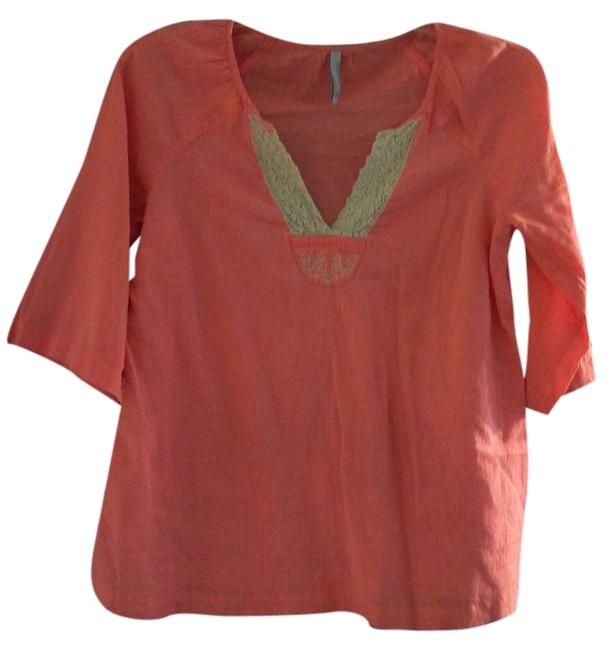 Preload https://item5.tradesy.com/images/old-navy-top-peach-1126204-0-0.jpg?width=400&height=650