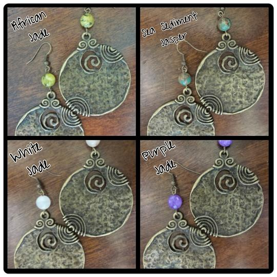 Preload https://img-static.tradesy.com/item/1126207/handmade-gemstone-earrings-0-0-540-540.jpg