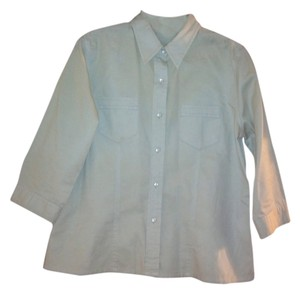 Dockers Button Down Shirt Beige