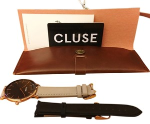 Cluse Cluse Watch from the Rachel Zoe Box of Style! Rose gold, two bands!