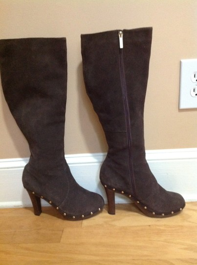 Colin Stuart Chocolate Brown Boots