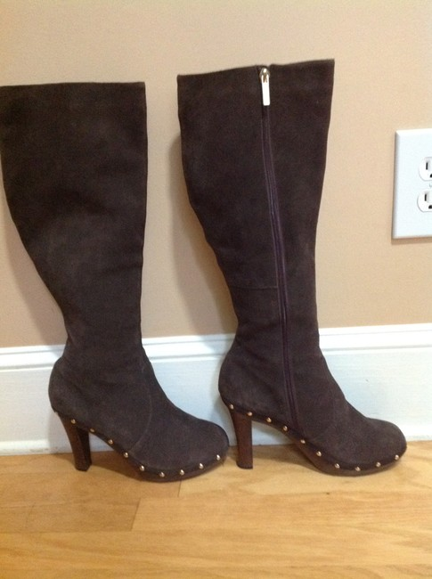 Colin Stuart Chocolate Brown Tall Boots/Booties Size US 8.5 Regular (M, B) Colin Stuart Chocolate Brown Tall Boots/Booties Size US 8.5 Regular (M, B) Image 2