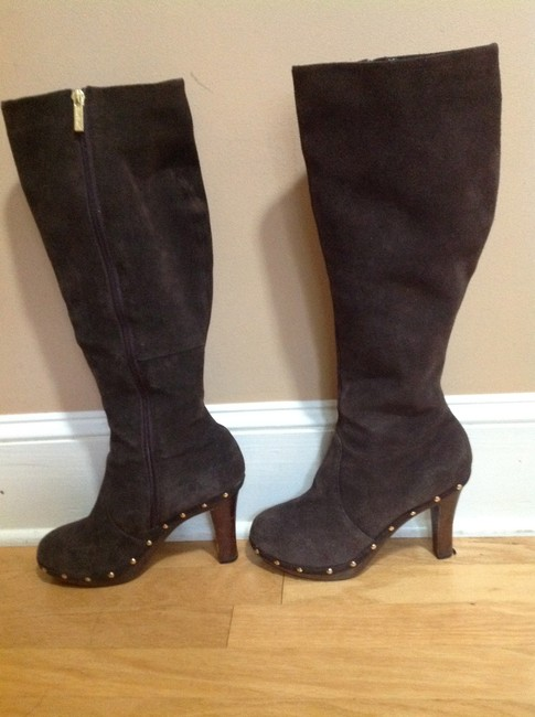 Colin Stuart Chocolate Brown Tall Boots/Booties Size US 8.5 Regular (M, B) Colin Stuart Chocolate Brown Tall Boots/Booties Size US 8.5 Regular (M, B) Image 3