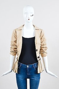 Moschino Cheap And Chic Beige Jacket