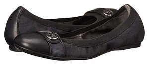 Coach Brand New New New In Box Black Flats