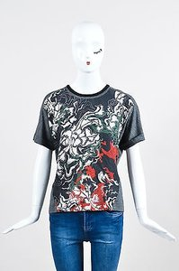 Cédric Charlier Cedric Gray T Shirt Multi-Color