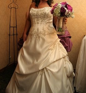 Maggie Sottero Nevaya Wedding Dress