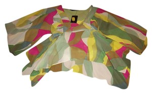 BCBG Max Azria Top Multi colored