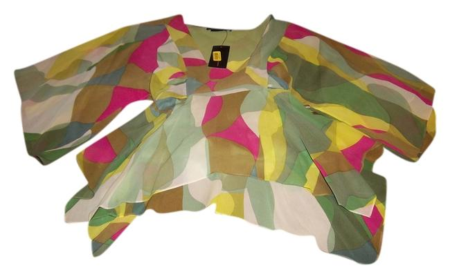 Preload https://item4.tradesy.com/images/bcbgmaxazria-multi-colored-blouse-size-2-xs-1127468-0-0.jpg?width=400&height=650