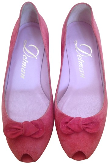 Preload https://img-static.tradesy.com/item/1127551/delman-peony-pink-pumps-size-us-55-regular-m-b-0-1-540-540.jpg