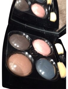 Chanel Les 4 Ombres Eye Color Collection