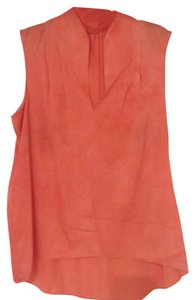 Elie Tahari Top Salmon