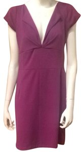 BB Dakota short dress Purple on Tradesy