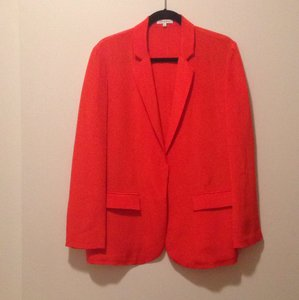 Surface to Air Tangerine - orange Blazer