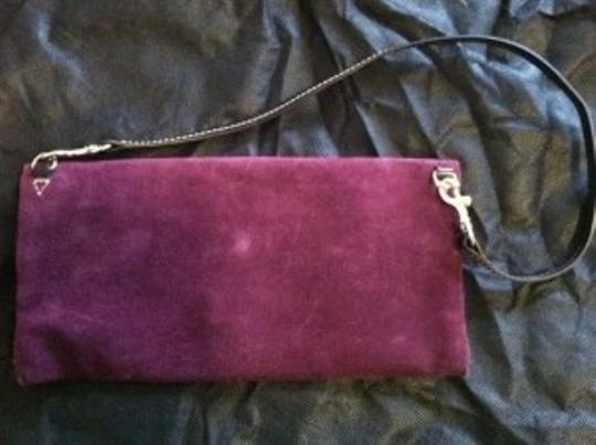 Dooney & Bourke Deep Purple Clutch