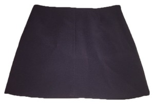 Theory Mini Skirt navy