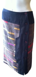 Christian Lacroix Knee-length Skirt Multi-Color