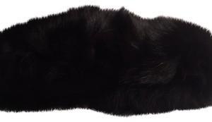 Fur Center Fur Headband New