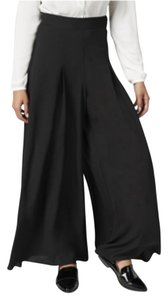 Other Wide Leg Pants Blac