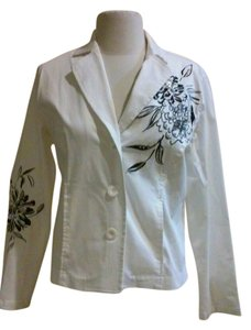 Erin London White Jacket