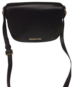 Michael Kors Crossbody BLACK Messenger Bag