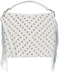 Rebecca Minkoff Clark Studded Leather Nwt Hobo Bag
