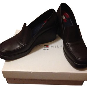 Tommy Hilfiger Chocolate Boots