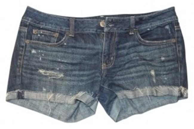 Preload https://img-static.tradesy.com/item/112792/american-eagle-outfitters-blue-jean-cuffed-shorts-size-12-l-32-33-0-0-650-650.jpg