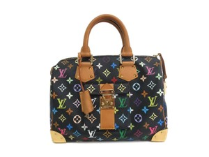 Louis Vuitton Satchel in Noir(Black)