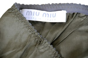 Miu Miu Skirt Green