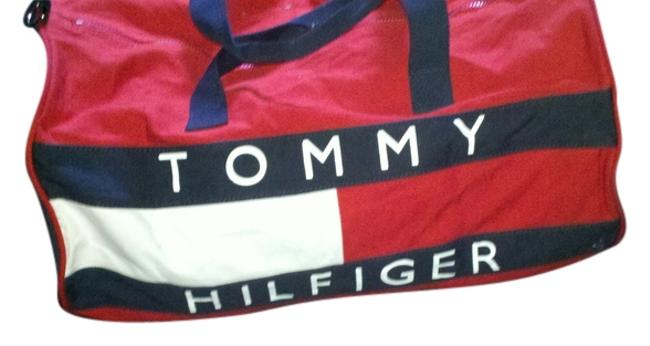 Item - Duffle Red White & Blue Weekend/Travel Bag