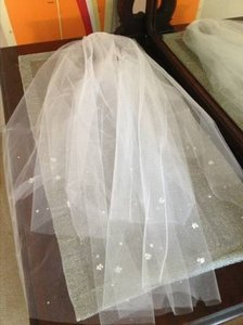 Swarovski Wedding Veil