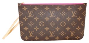 Louis Vuitton Wristlet in Pink