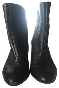 UN PLUGGED 100% Leather BLACK Boots