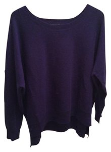 Eileen Fisher Cashmere Blue Sweater