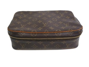 Louis Vuitton Auth LOUIS VUITTON Trousse Boite A Tout Pouch Monogram M47640 (BF091052)