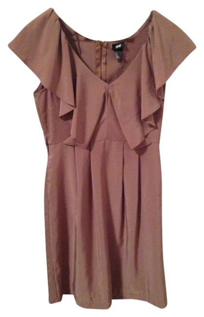 Preload https://item2.tradesy.com/images/h-and-m-dress-brown-1128151-0-0.jpg?width=400&height=650
