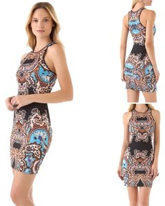 Clover Canyon Paisley Dress
