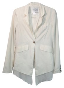 AllSaints Coat Cream Blazer