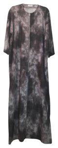 Maxi Dress by CoSTUME NATIONAL Galactic Grey Maxi