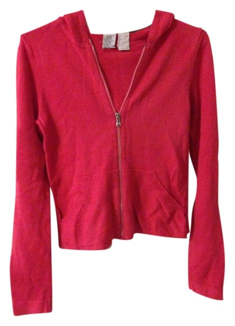 Preload https://item2.tradesy.com/images/ax-armani-exchange-red-hoodie-1128311-0-0.jpg?width=400&height=650