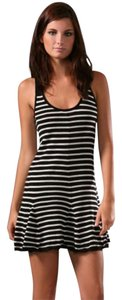 Thakoon Addition short dress Wool Striped on Tradesy