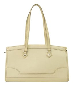 Louis Vuitton Madeleine Tote in White