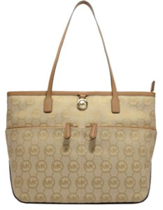 Michael Kors Tote in Caramel/Tan