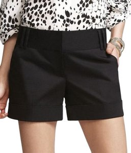 Express Cuffed Shorts Black