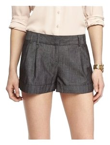 Express Cuffed Shorts Dark Gray