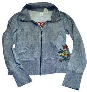 Roxy Gray Jacket