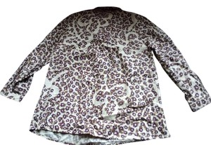 Marc by Marc Jacobs 70's Floral Top Nuetrals