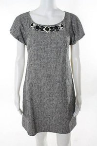 Rebecca Taylor short dress Black and White on Tradesy