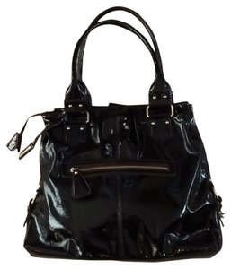 Liz Claiborne Tote in Dark Brown